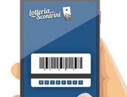 Lotteria degli scontrini al via con gli acquisti effettuati dal 1°febbraio.